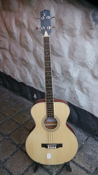 A.Carvalho acoustic bass €445