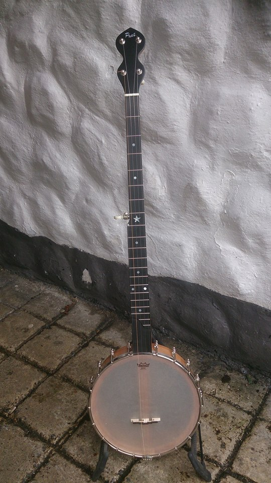 Irish Bouzouki, Loar Mandolin and Recording King Banjo Musical